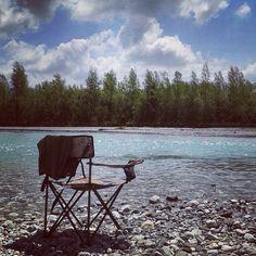 #ShareIG Home made relax #river #tagliamento #ig_fvg @ig_friuli_vg  #relax #chair