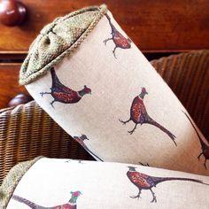 Cushions, Pillows, Harris Tweed, Pheasant, Fabric Online, Linen Fabric, Coin Purse, Cushion Ideas, Reusable Tote Bags