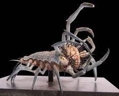 Evolutionswarmcrabmaqu Alien Design, Alien Creatures, Creature Design, Evolution, Creepy, Sci Fi, Horror, Gallery, Aliens