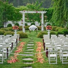 For his daughter's upcoming wedding, this reader crafted a garden pergola to serve as the backdrop. 2013 TOH Dont Buy It, DIY It! Contest | thisoldhouse.com/yourTOH