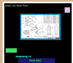 Simple Cat House Plans 162811 - The Best Image Search