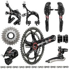 2012 Campagnolo Super Record 11 Groupset