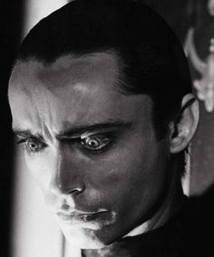 Udo Kier in Blood For Dracula (1974, dir. Paul Morrissey) (via)