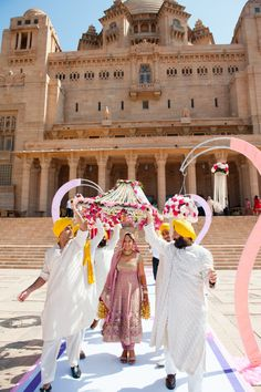 The Big Day + Reception ~ Simran & Simmer - Asian Wedding Ideas