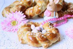 Osterkränze / kleine Hefekränze ♡