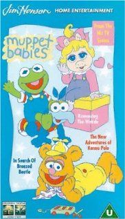 Muppet Babies... I miss this show so much.!  I wish it was still out, my son would love it.