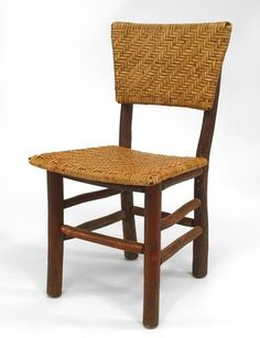 Rustic Old Hickory seating chair/set hickory
