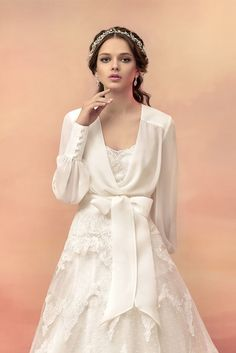 Sheath Wedding Dress : Papilio 2015 Wedding Dresses — Hellas Bridal Collection Part 1 Elegant Wedding Gowns, Wedding Dress Chiffon, 2015 Wedding Dresses, Bridal Dresses, Lace Wedding, Gown Wedding, Lace Ball Gowns, Ball Dresses, Dress Vestidos
