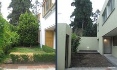 Remodelación casa. Antes y después.