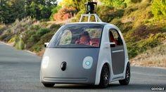 "Stephan Noli Blog: Google Building ""Self-Driving"" Cars"