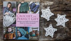 30 #Crochet Gift Patterns in New Book by Kat Goldin