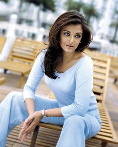 Aishwarya Rai hair style