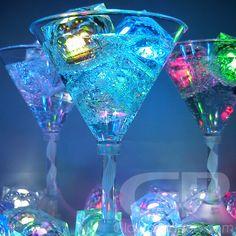 Glowing Drinks! #Glow #Drinks #GlowParty