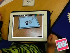 Learning to the Core: Sight Word Practice on the iPad