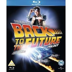 Back to the Future Trilogy [Blu-ray][Region Free] for $17