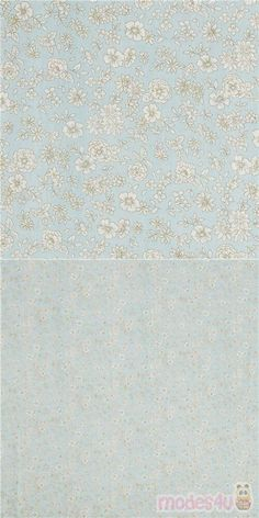 light blue lightweight double gauze cotton fabric with tiny white florals, very high quality fabric, typical perfect Japanese quality, Material: 100% cotton #Cotton #DoubleGauze #Flower #Leaf #Plants #JapaneseFabrics Fabric Flowers, Cotton Fabric, Light Blue, Blue And White, Floral, Japanese Fabric, Plants, Flowers, Cotton