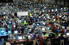O Campus Party, evento que acontece de 6 a 12 de fevereiro,  abre suas portas também para as pessoas que não irão comprar ingresso.