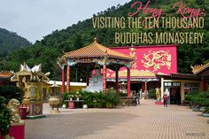 Escape the crowds by exploring a quieter and quirkier side to Hong Kong at the Ten Thousand Buddhas Monastery. | packmeto.com