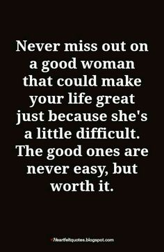 Never easy but Worth it...