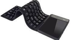 Qué sale de juntar un teclado flexible con una pantalla: esta PC completa - lavoz.com.ar - Noticias al instante