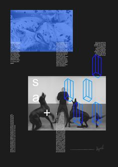 RE 3 Magazine by Ignat Makoto, via Behance