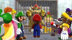 Super Mario Brothers, Super Mario Bros