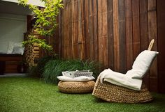 Discover recipes, home ideas, style inspiration and other ideas to try. Fence Screening, Hedges, Outdoor Furniture, Outdoor Decor, Outdoor Gardens, Outdoor Living, New Homes, Backyard, Inspiration