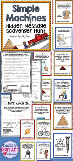 Simple Machines Inclined Planes Week 1 Play Activities For