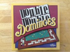Homemaker Hobbies: Double Double Dominoes Review and Giveaway