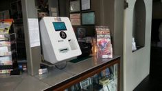First U.S. Bitcoin Vending Machine Installed in New Mexico Cigar Shop