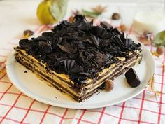 Chocotorta, prăjitură cu biscuiți de cacao și cremă de brânză cu dulceață de lapte – Chef Nicolaie Tomescu Food Cakes, Something Sweet, Cake Recipes, Pie, Desserts, Pies, Banana, Cakes, Torte