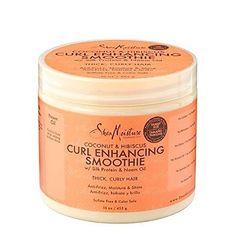 Shea Moisture Coconut & Hibiscus Curl Enhancing Smoothie- TAMAÑO FAMILIAR al mismo precio!! www.rizadoafroymas.es