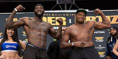 "Will Luis Ortiz Make Heavyweight History Against WBC King Wilder -When unbeaten heavyweight Luis ""The Real King Kong"" Ortiz faces WBC Heavyweight Champion Deontay Wilder Tonight, March 3 live on Showtime from Barclays Center, the home of Brooklyn Boxing, he will be looking to make history not just for Cuban boxing, but for all Hispanic or Latino...- http://www.saddoboxing.com/49205-will-luis-ortiz-make-heavyweight-history-against-wbc-king-wilder.html"