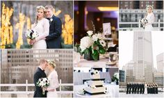 Doubletree Downtown Pittsburgh Wedding | Kelly Adrienne Photography