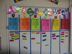 Art Standards and Word Wall