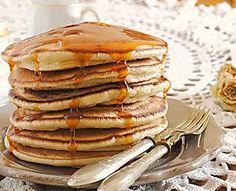 Pancake per la colazione, una ricetta facile e veloce