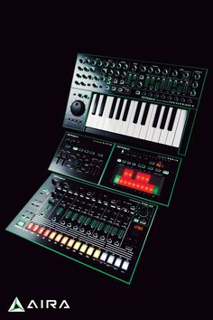 :: Roland :: Aira Series :: Cannot wait to get my hands on this. I think it will put a big dent in KORG's Volca Beats series.
