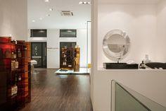 ludovica roberto palomba kartell by laufen milan store designboom