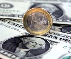 Euro to tumble below the US dollar for first time since predicts Bank of America Stock News, Finance, Euro Coins, Europe News, Forex Trading Signals, Election Results, Bank Of America, Money Saving Tips, Stock Market