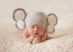 crochet elephant hat - Google Search