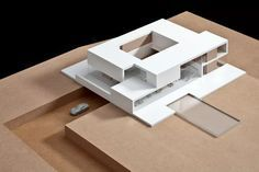 Dom Aatrialny - Architektura Murator on We Heart It