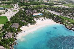 The Caleton Beach Club in Cap Cana has luxury personal service right on the beach