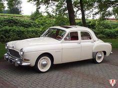 Renault/Alpine Frégate (1951-1960)