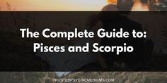 Pisces and Scorpio love compatibility and friendship compatibility in analysed in this special report. Find out about matches between Pisces and Scorpio. Pisces And Scorpio Friendship, Pisces And Scorpio Compatibility, Scorpio And Pisces Relationship, Horoscope Relationships, Scorpio Girl, Scorpio Quotes, Love Compatibility, Scorpio Men, Scorpio Matches