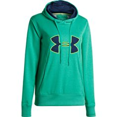Women's Under Armour Big Logo Hoodie Under Armour Sweatshirts, Under Armour Hoodie, Under Armour Jackets, Under Armour Women, Athletic Outfits, Athletic Wear, Adidas Shoes Outlet, Site Nike, Cute Outfits