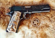 Colt 1911 - Texas Rangers