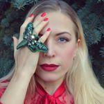 """260 Likes, 19 Comments - 💍Авторские украшения💍 (@olyavologdina) on Instagram: """"Фантазия моих креативных заказчиц 😇 и мои золотые ручки 🙌 дают в совокупном результате вот таких…"""""""