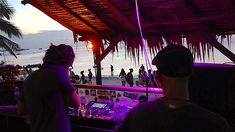 Maya Beach club is Koh Tao's favourite day time beach club bar and one of the best sunset venues on Sairee Beach. Located on the main stretch of Sairee beach, Maya Beach club is one of the premier beach front venues on Koh Tao and a favourite day time hangout for locals and tourists, opening from 12pm till 9pm. English Fish And Chips, Tasty Thai, Beach Meals, Best Sunset, Pub Crawl, Club Parties, Amazing Sunsets, Day And Time