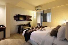 Cozy Bedroom the Akmani Legian Bali