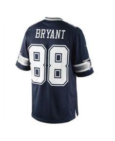 24b5845bd Nike Men s Dez Bryant Dallas Cowboys Limited Jersey Men - Sports Fan Shop  By Lids - Macy s